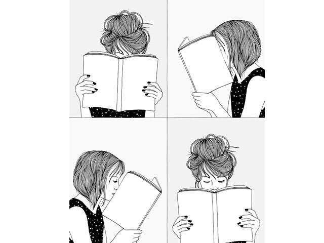 ストレスが68%もダウン。心と体をラクにする「読書セラピー」