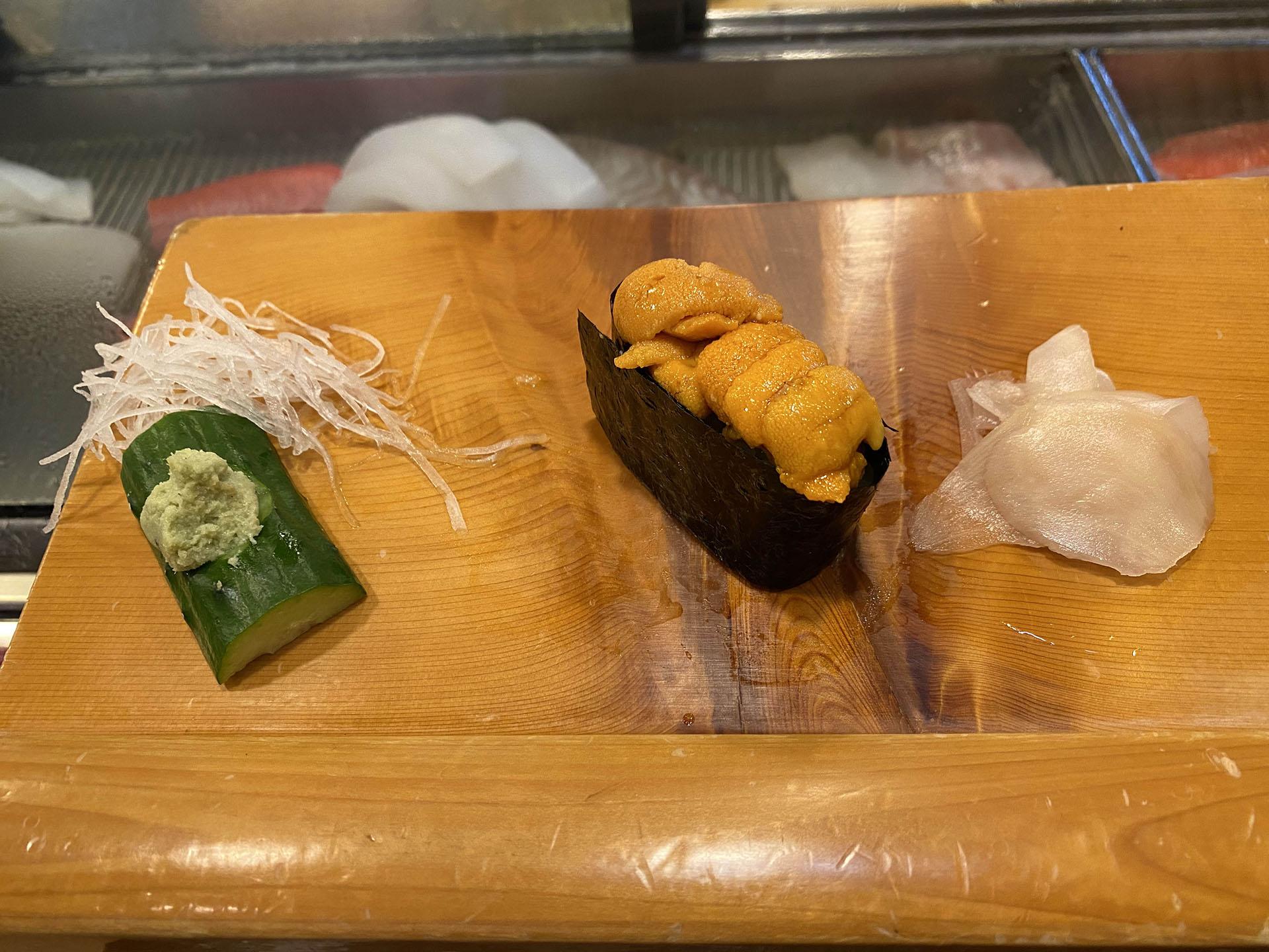 カウンターでお寿司食べるの、久しぶり【こぐれひでこの「ごはん日記」】