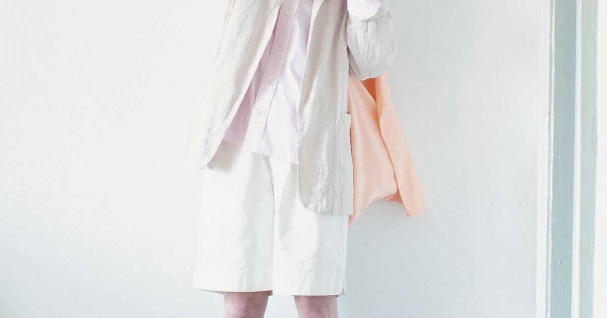 いま、いちばんホットなピンクをナチュラル素材で心地よく【本日のFUDGE GIRL-6月14日】